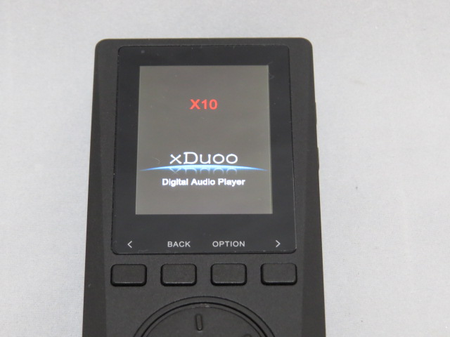 <<悲劇→復活→悲劇>>xduoo X10 Firmware更新後に悲劇が・・・