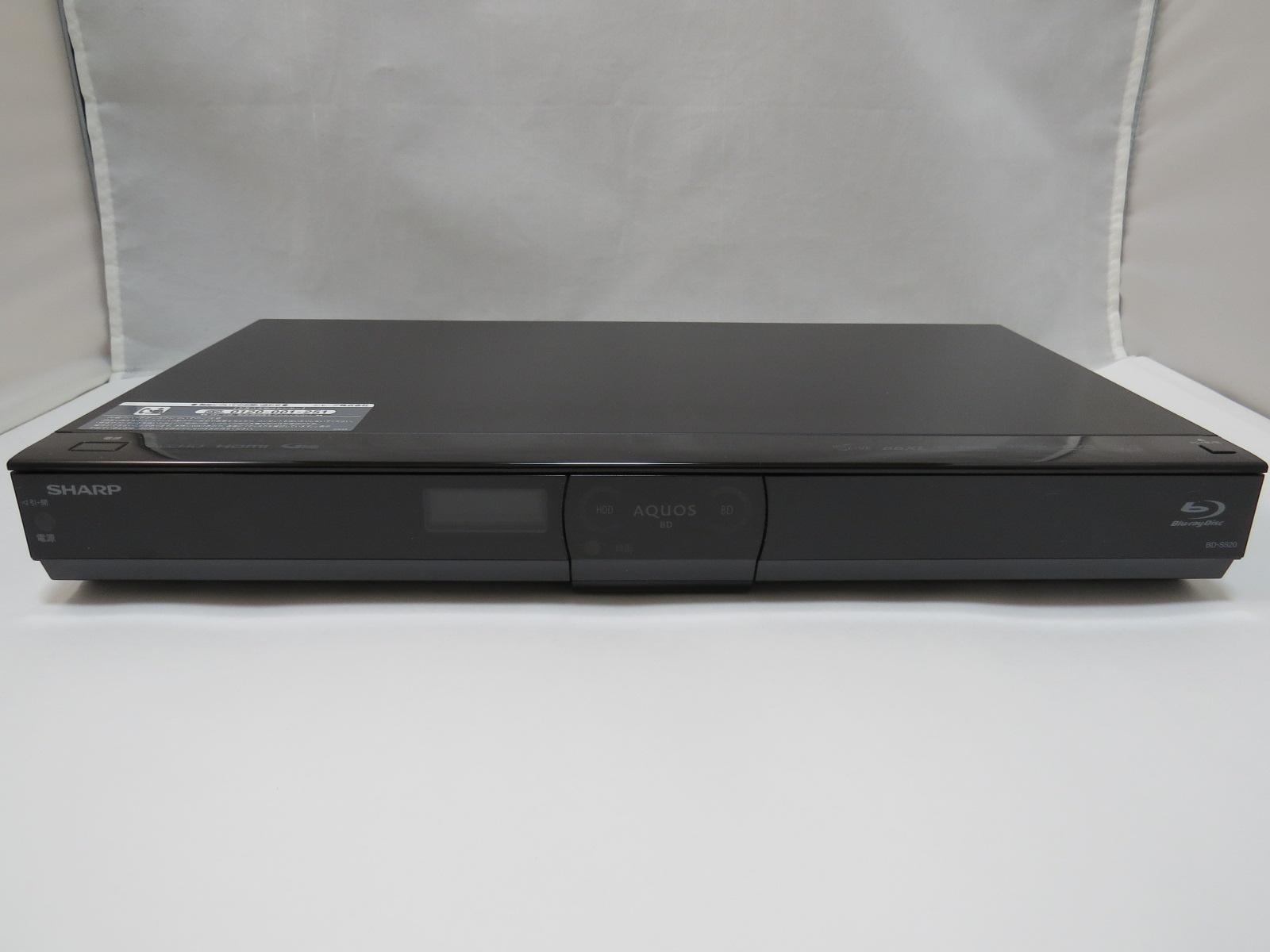 SHARP BD-S520を買ってみた。