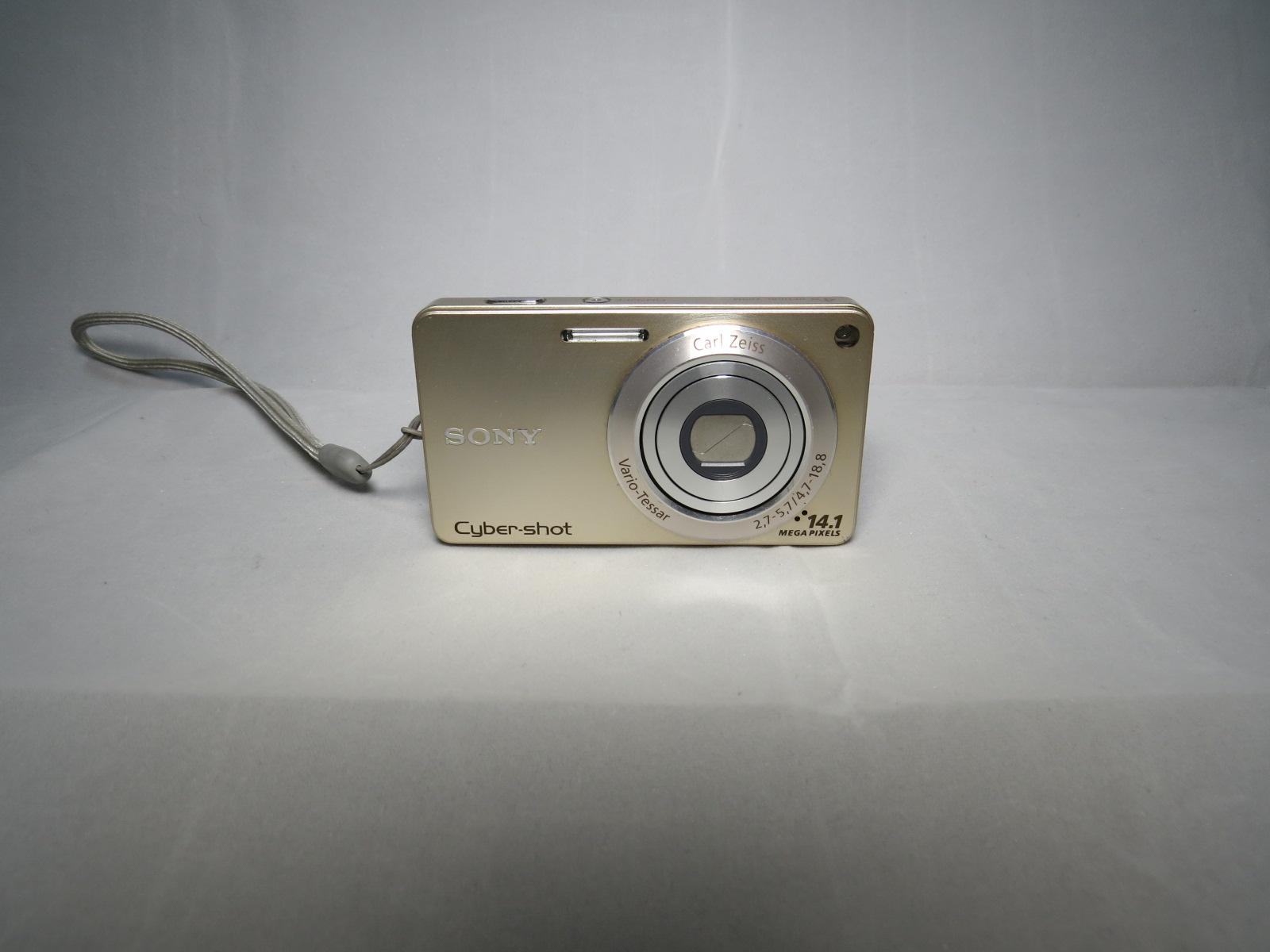 挙動不審なデジカメ(Sony DSC-W350)ゲット