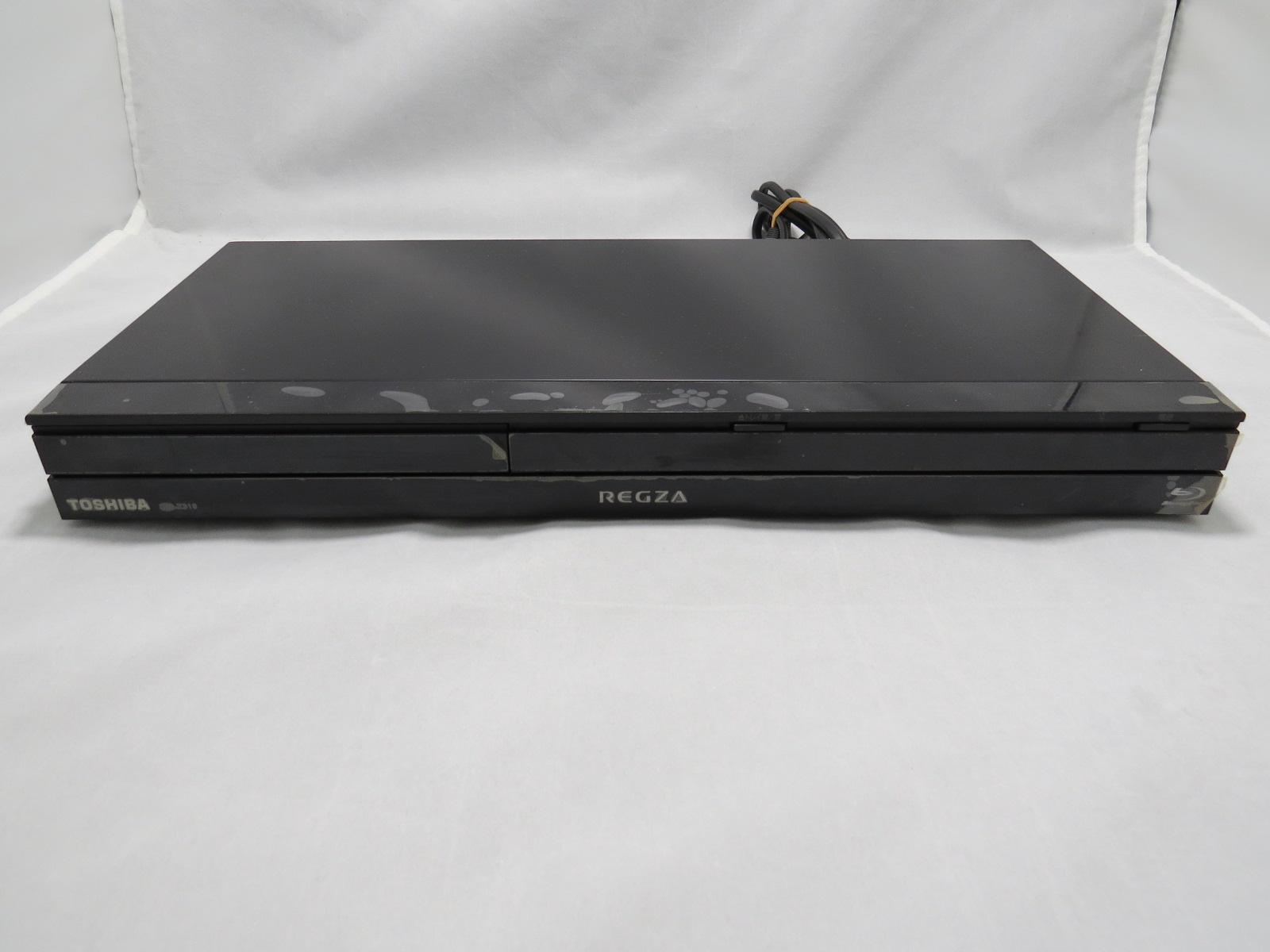 ジャンクなTOSHIBA DBR-Z310をゲット